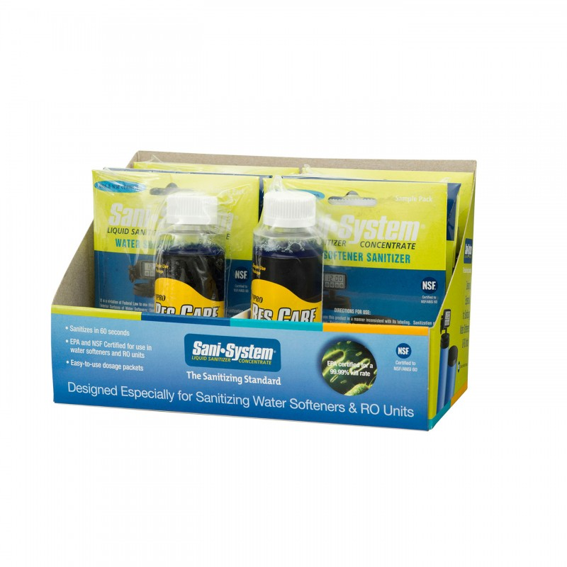 Sani-System Clean and Sanitize Kit (8 Count)
